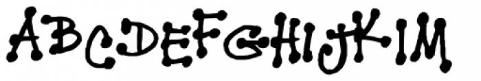 FG Kelli Additional Font LOWERCASE