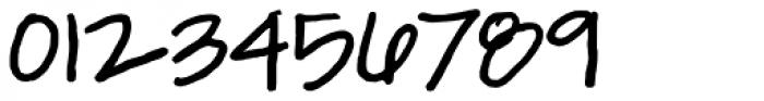FG Matilda Font OTHER CHARS