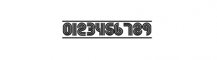 FGroove 78 Font OTHER CHARS