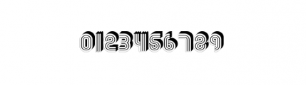 FGroove 81 Font OTHER CHARS