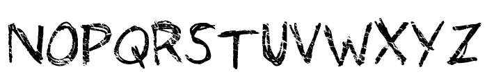 Fh_Faith Font UPPERCASE