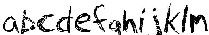 Fh_Faith Font LOWERCASE