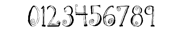 Fh_Letter Font OTHER CHARS