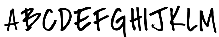 Fh_Nicole Font UPPERCASE