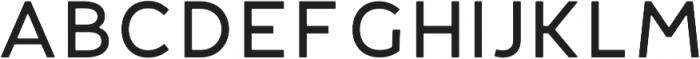 Fibon Neue Medium Round otf (500) Font UPPERCASE