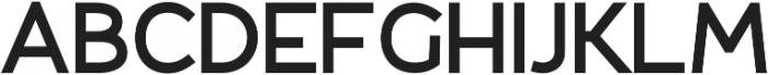 Fibon Sans ExtraBold otf (700) Font UPPERCASE