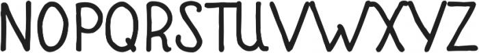 Fiddle Bold ttf (700) Font UPPERCASE