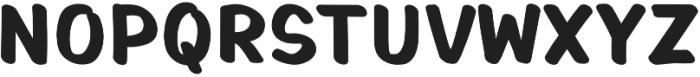 Fiest Sans otf (400) Font UPPERCASE