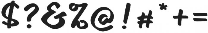 Fiest Script otf (400) Font OTHER CHARS