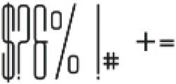 Figurati ttf (400) Font OTHER CHARS