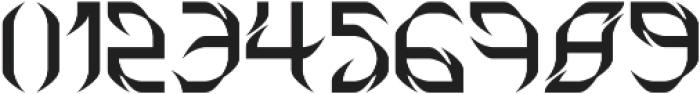 Figure Regular otf (400) Font OTHER CHARS