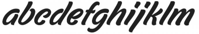 Filbert Color otf (400) Font LOWERCASE
