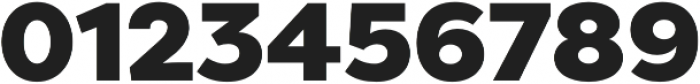 Filson Pro Black otf (900) Font OTHER CHARS
