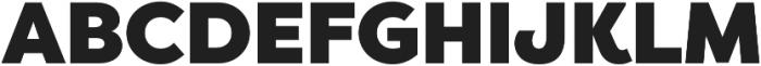 Filson Pro Black otf (900) Font UPPERCASE