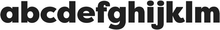 Filson Pro Black otf (900) Font LOWERCASE