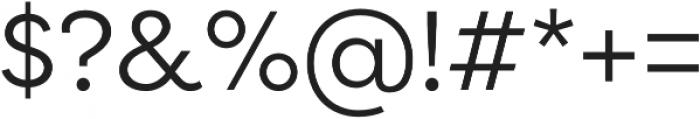 Filson Pro Book otf (400) Font OTHER CHARS