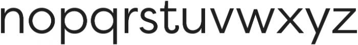 Filson Pro Book otf (400) Font LOWERCASE