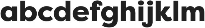 Filson Pro Heavy otf (800) Font LOWERCASE