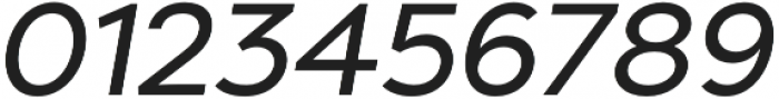 Filson Pro Regular Italic otf (400) Font OTHER CHARS