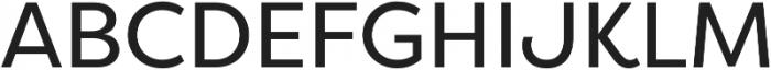 Filson Pro Regular otf (400) Font UPPERCASE