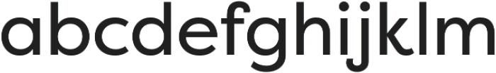 Filson Pro Regular otf (400) Font LOWERCASE