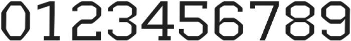 Finesse regular otf (400) Font OTHER CHARS