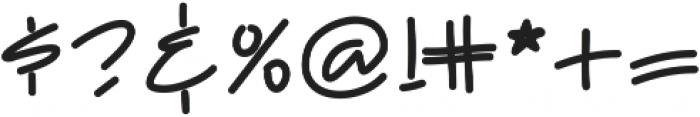 Finetrace ttf (400) Font OTHER CHARS