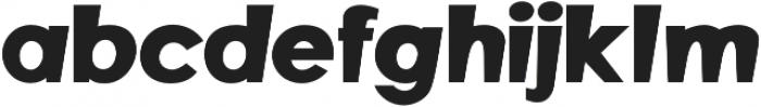 Finos Bold otf (700) Font LOWERCASE