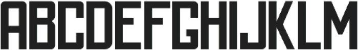 Fir otf (700) Font LOWERCASE