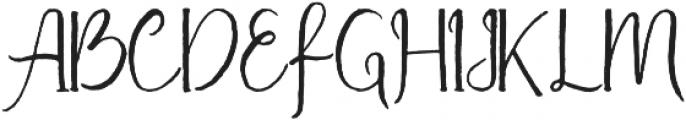 Firdaus otf (400) Font UPPERCASE