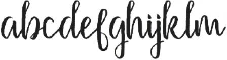 Firdaus otf (400) Font LOWERCASE