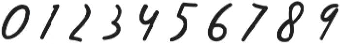 First Text Alt otf (400) Font OTHER CHARS
