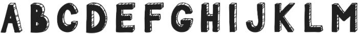 First steps otf (400) Font UPPERCASE
