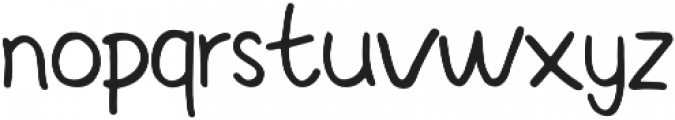 Fish_and_Chips otf (400) Font LOWERCASE
