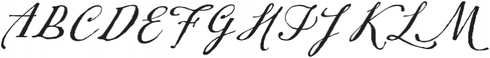 Fiume otf (400) Font UPPERCASE