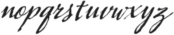 Fiume otf (400) Font LOWERCASE