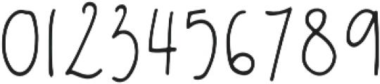 Fixity Regular otf (400) Font OTHER CHARS