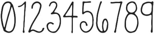 Fizzlebottom Regular otf (400) Font OTHER CHARS