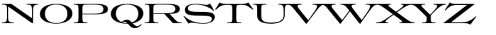 Filmotype Royal Font UPPERCASE