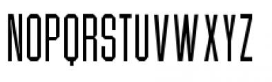 Five Star Final Font UPPERCASE