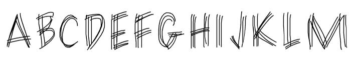 FILAMENT Font UPPERCASE