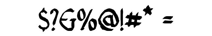 FINOLIS Font OTHER CHARS