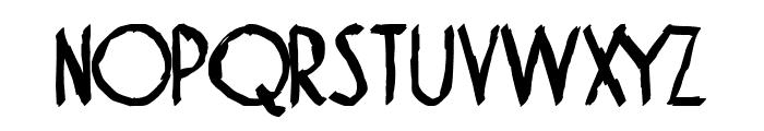 FINOLIS Font UPPERCASE