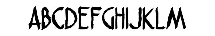 FINOLIS Font LOWERCASE