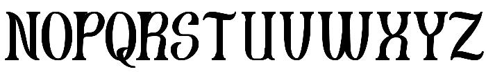 FISHERMAN Font UPPERCASE