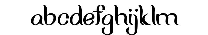 FISHERMAN Font LOWERCASE