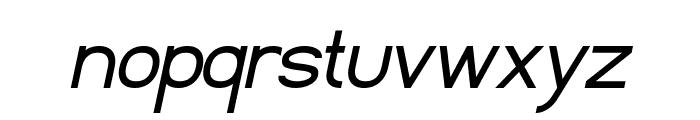 Fibel Sued Italic Font LOWERCASE