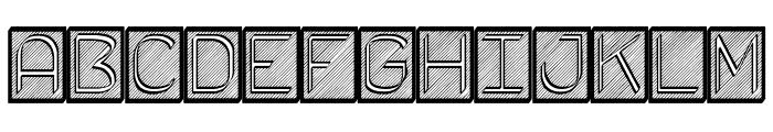 Fichas St Font UPPERCASE