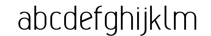 Ficus Font LOWERCASE
