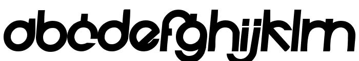 Fidelle Font UPPERCASE